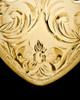 Cremation Urn Locket 14K Gold Spirit Heart