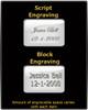 Jewelry Urn 14K Gold Music Note Keepsake