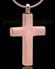 Memorial Pendant Copper Memorable Cross - Eternity Collection