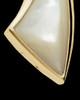 Cremation Charm 14K Gold Plated Sail Away Keepsake