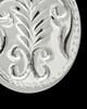 Cremation Ash Jewelry Sterling Silver Majesty Round Keepsake