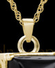 Remembrance Jewelry Gold Vermeil Devotion
