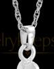 Remembrance Jewelry Sterling Silver Ice Hockey Keepsake