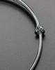 Sophisticate Round Photo Engraved Bracelet