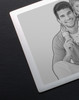 Stainless Steel Memories Photo Engraved Wallet Card