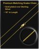 Cruisin 14 Karat Yellow Gold Memorial Pendant
