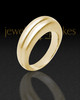 Men's 14K Gold Pacific Keepsake Ring