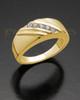 Ladies 14K Gold Tender Cremation Ring