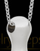 Men's Silver Plated Delight Urn Jewelry