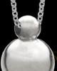 Men's Silver Joyful Memorial Jewelry