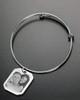 Sophisticate Octagon Photo Engraved Bracelet