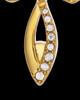 14K Gold Glorified Cremation Jewelry