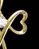 14K Gold Forever in My Heart Keepsake Jewelry