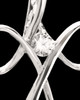 14K White Gold Forever in My Heart Keepsake Jewelry