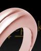Men's 14K Rose Gold Pacific Keepsake Ring