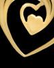 Cremation Keepsake 14K Gold Heartfelt Keepsake