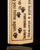 14K Gold Sentimental Cylinder Pet Urn Pendant