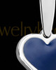 Baltic Heart Silver Ash Jewelry