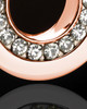 Funeral Jewelry Stainless Rose Gold Plated Affection Ring