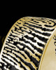 Men's Solid 14k Gold Thumbprint Ring