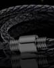 Black Plated over Stainless Eternal Bracelet Keepsake Jewelry
