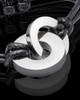Stainless Steel By My Side Bracelet Keepsake Jewelry
