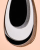 Rose Gold Plated Elegant Steel Teardrop Jewelry Urn
