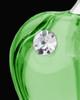 Ash Keepsake Green Allure Glass Locket