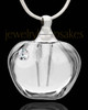 Urn Jewelry Enchant Glass Locket