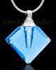 Cremains Pendant Fascination Glass Locket