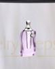 Lavender Bliss Glass Reflection Pendant