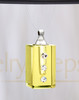 Yellow Dependable Glass Reflection Pendant