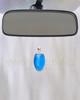 Blue Forever Glass Reflection Pendant