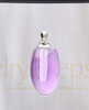 Violet Forever Glass Reflection Pendant