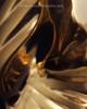 Memorial Pendant Gold Plated Wings Keepsake