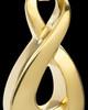 Urn Locket 14K Gold Forever Keepsake