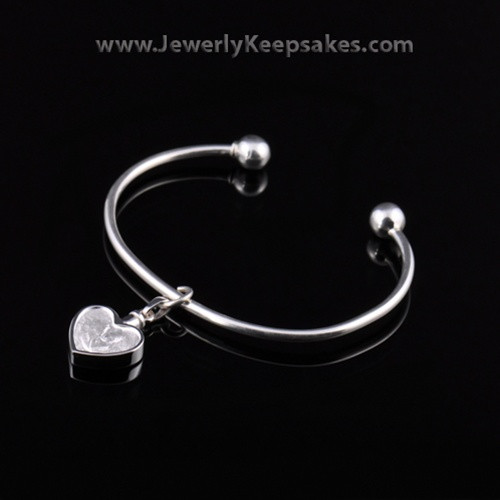 Remembrance Jewelry Bracelet Sterling Silver True Love