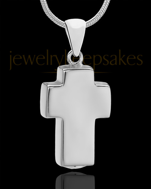 Sterling Silver Blessed Cross