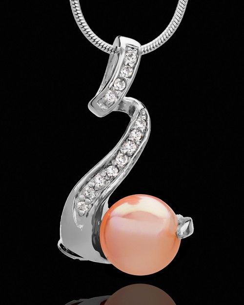 Silver Plated Dewdrop Keepsake Jewelry
