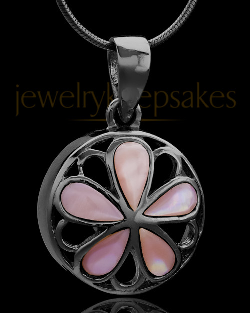 Black Plated Eden Keepsake Jewelry