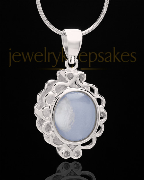 Silver Plated Guardian Keepsake Jewelry