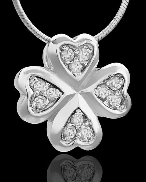 Sterling Silver My Clover Keepsake Jewelry