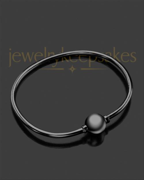 Black Plated Cape Bracelet Keepsake Jewelry