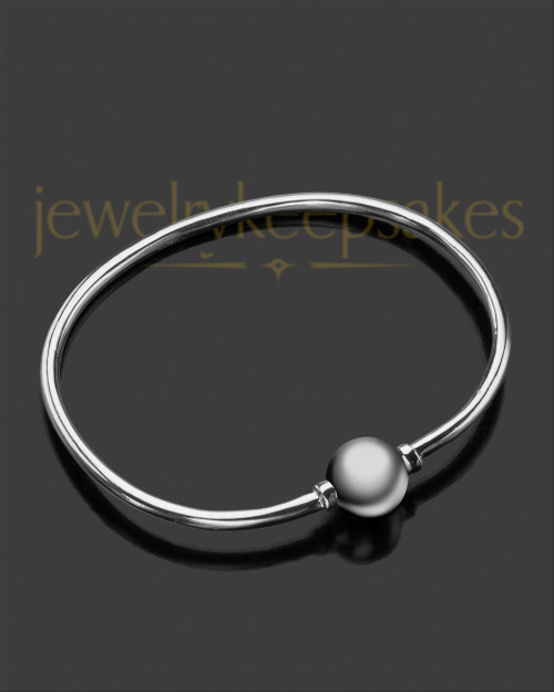 Stainless Silver Cape Bracelet Keepsake Jewelry
