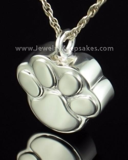 Funeral Jewelry Sterling Silver Best Buddy Keepsake