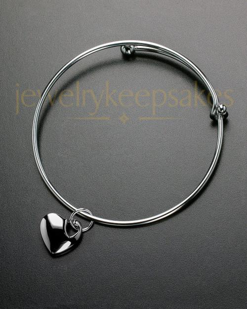 Sophisticate Natural Heart Bracelet Jewelry