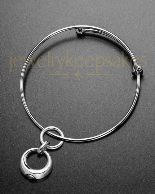 Sophisticate Endless Round Bracelet Jewelry