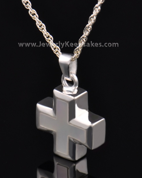 Keepsake Jewelry Sterling Silver Heavenly Cross