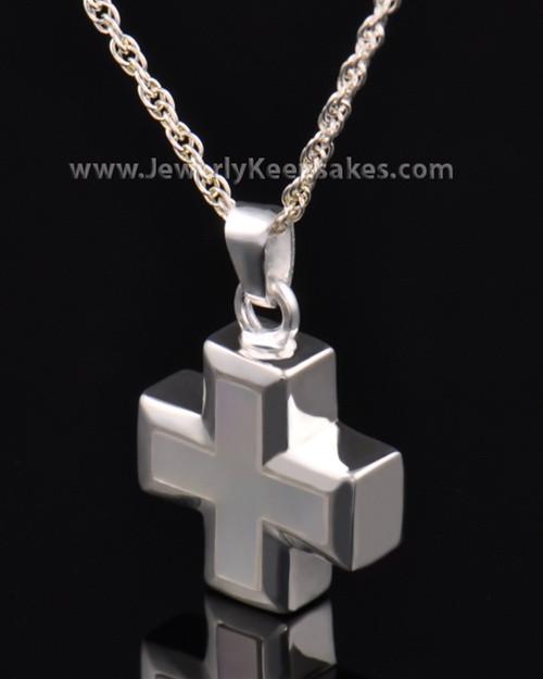 Keepsake Jewelry Sterling Silver Heavenly Cross