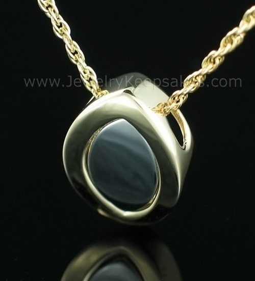 Cremation Urn Jewelry Sterling Silver Perpetuity Keepsake